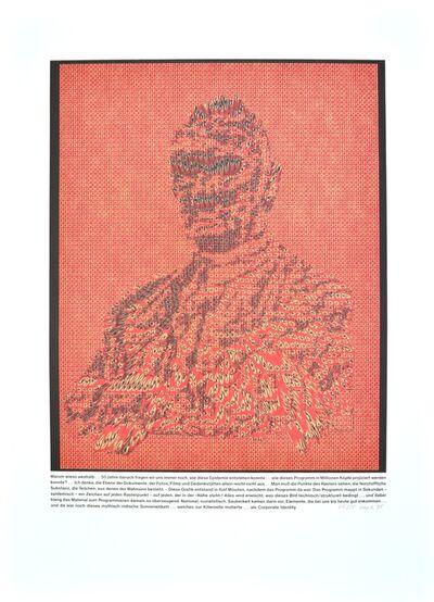 Thomas Bayrle, 'Corporate Identity', 1995