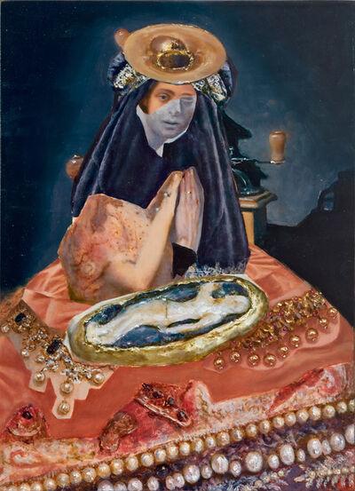 Teodora Axente, 'Pietà', 2019