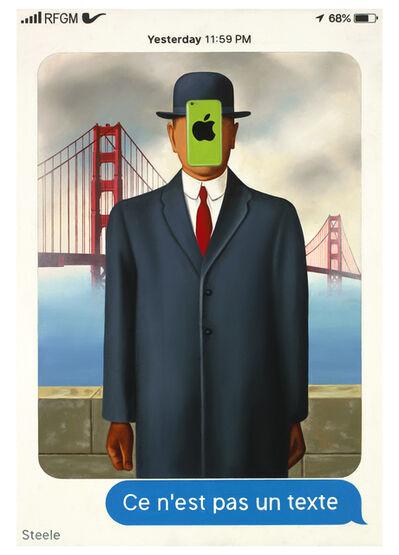 Ben Steele, 'The Phone of Man', 2017
