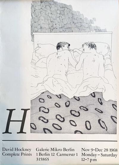 David Hockney, 1968