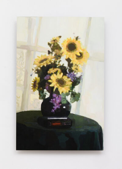Aura Rosenberg, 'Obscene: Untitled (Sunflowers)', 2013