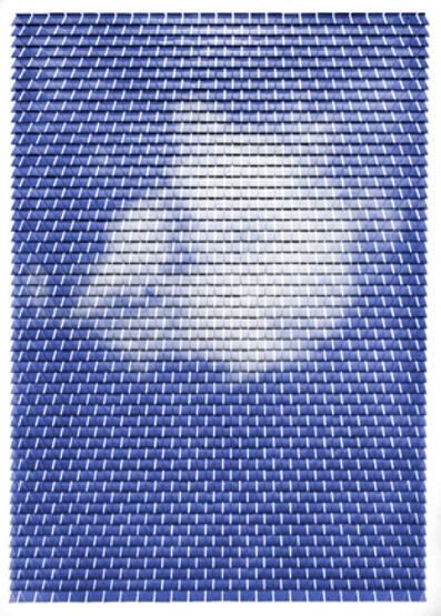 WANG Ningde, 'Form of Light-Polarized Cloud No. 2', 2013
