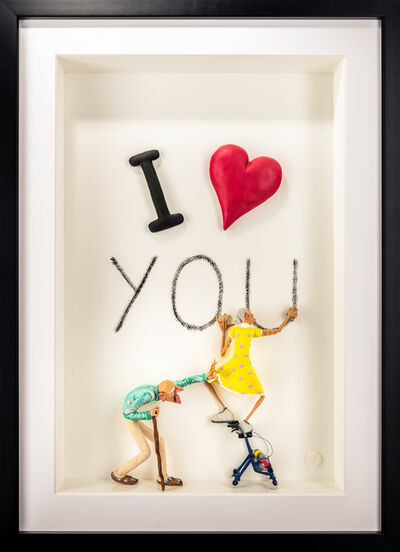 Kunst met een R, 'I Love You', 2020