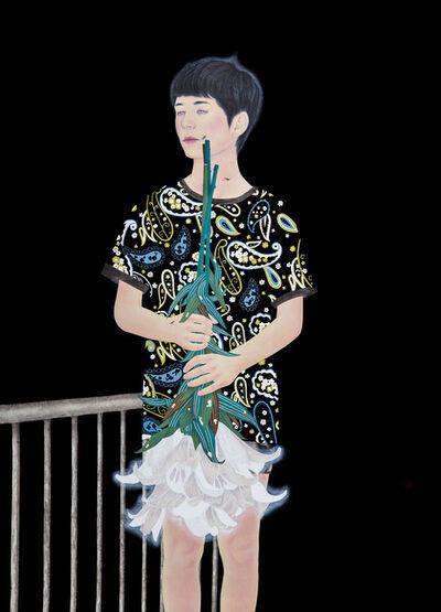 I-Sheng KAO, '物理性的孤寂 Physical of loneliness', 2017