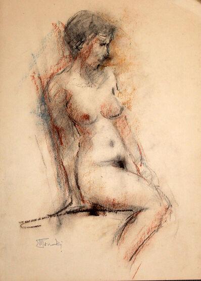 Monari, 'Perfil nu  |  Profile Naked ', 2004