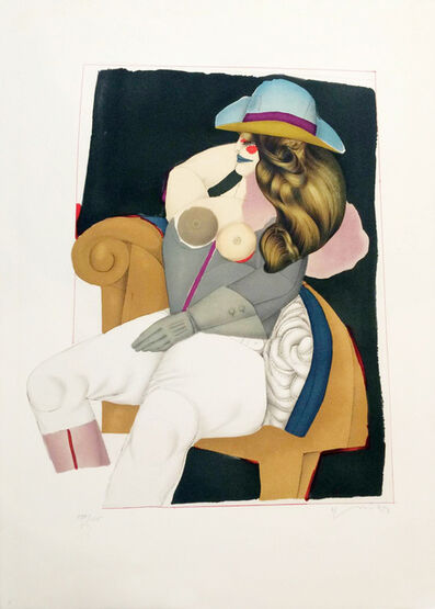 Richard Lindner, 'Untitled'