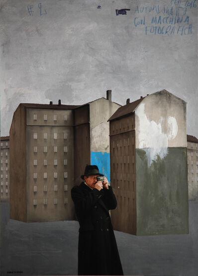 Paolo Ventura, 'Autoritratto con macchina fotografica', 2016