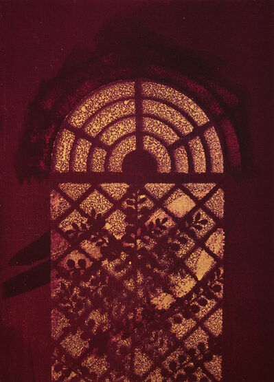 Max Ernst, 'Untitled (Window)', 1972