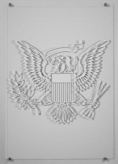 Alex Hernández Dueñas, 'United State's Eagle', 2016