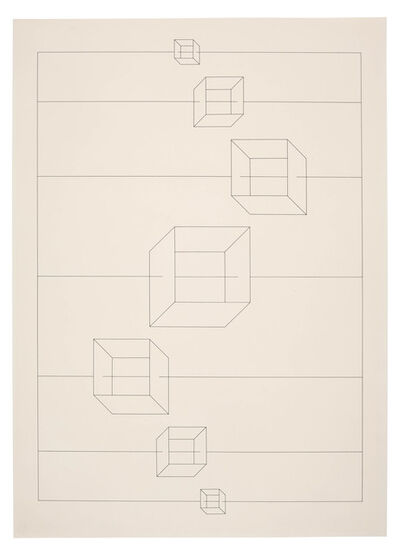 Erwin Heerich, 'Untitled ', 1958
