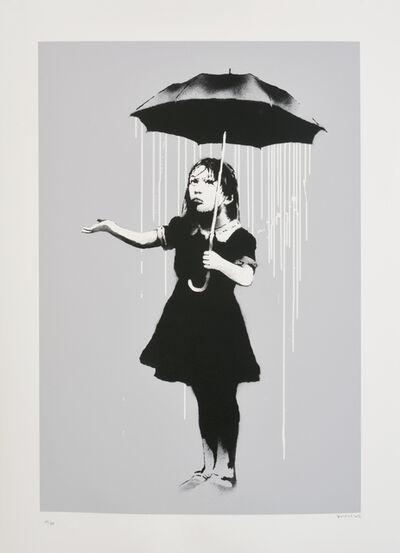 Banksy, 'Nola, White rain', 2008