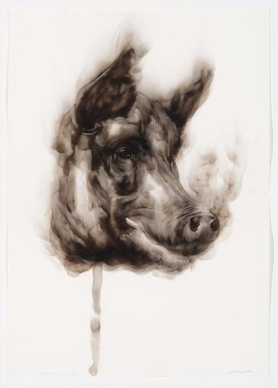 Diane Victor, 'Bad Word – Swine', 2018