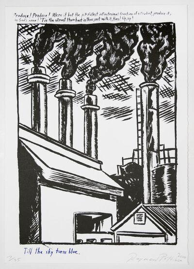 Raymond Pettibon, 'Untitled (Produce! Produce!)', 2001