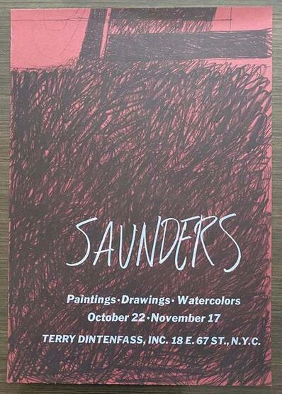 Raymond Saunders, 'Untitled', Late 20th Century