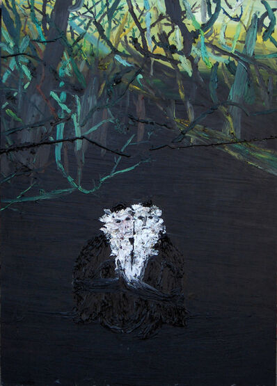 Allison Schulnik, 'Sanctuary', 2007