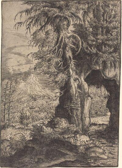 Hans Sebald Lautensack, 'The Gate in the Rocks', 1554