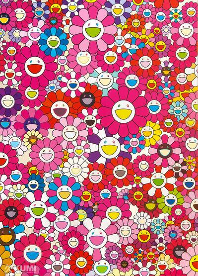 Takashi Murakami, 'An Homage to Mono Pink B, 1960', 2012