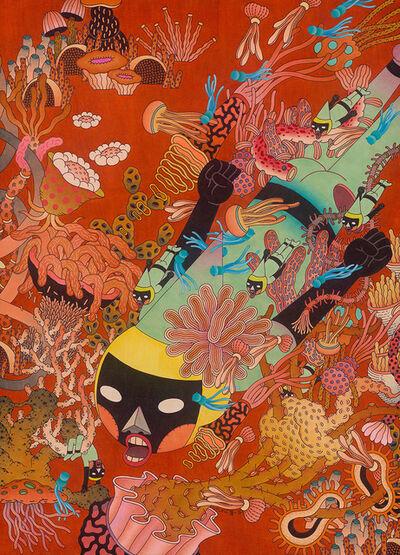 YuChing Lin & HsingYu Wei, 'Matter Garden-Willful Freedom', 2020