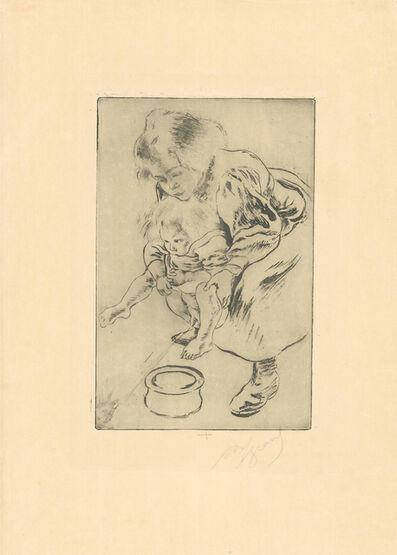 Louis Legrand, 'La grande sœur / The Big Sister', 1898