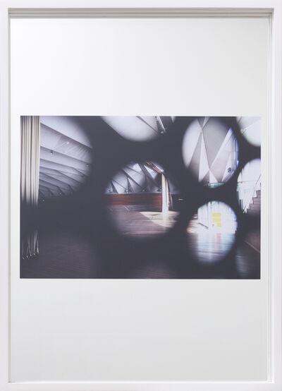 Andreas Fogarasi, 'Mirrors - Yokohama Pier Port Terminal, Yokohama (Foreign Office Architects, 2002)', 2012/2014