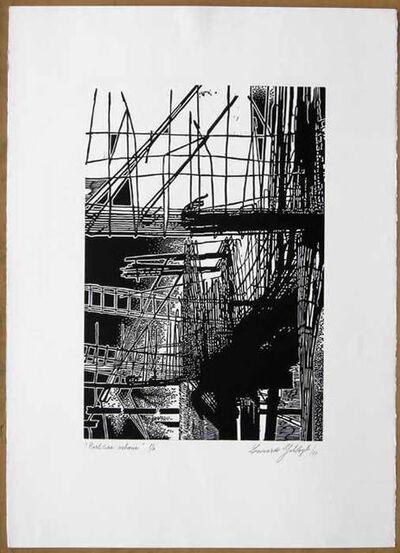 LEONARDO GOTLEYB, 'Urban score', 2003