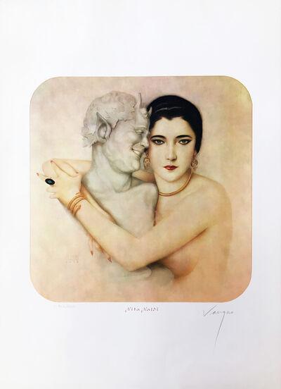 Alberto Vargas, 'NITA NALDI', 1979