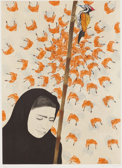 Ambreen Butt, 'Daughter of the East, Plate 5', 2008