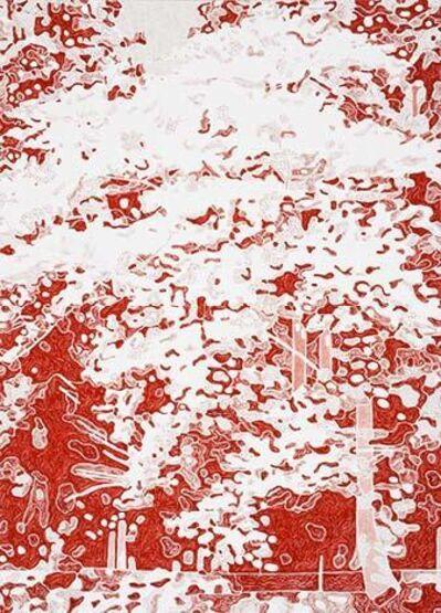 Seki TOMOO, 'Real/Red no. 81', 2016