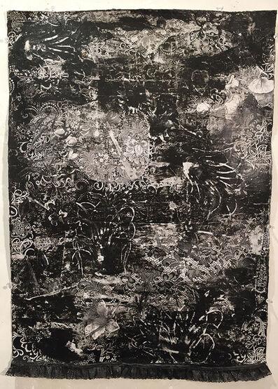 Susan Newmark, '... pillars of light...', 2014