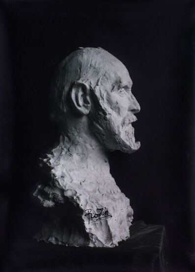 Jacques-Ernest Bulloz, 'Buste d'Eugène Guillaume (Bust of Eugène Guillaume) ', 1903-1917
