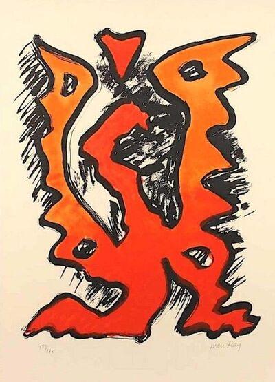 Man Ray, 'Mythologie Moderne II', 1969