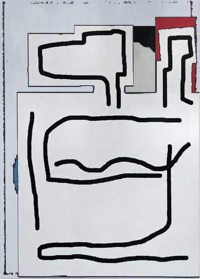 Linus Bill + Adrien Horni, 'Gemälde, p. 149', 2016