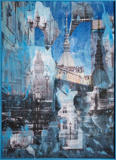 Davide Bramante, 'Ideali (Torino/Londra)', 2018