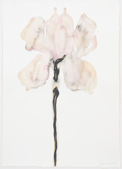 Kim McCarty, 'Untitled (Iris)', 2016