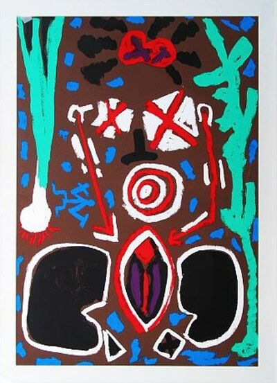 A.R. Penck, 'Keramik', Unknown