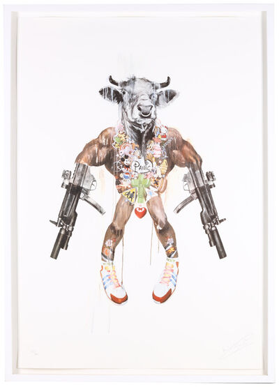 Antony Micallef, 'Improvised Minotaur', 2007