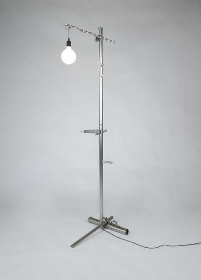 Emmett Moore, 'Loaded Lamp (Valet)', 2018
