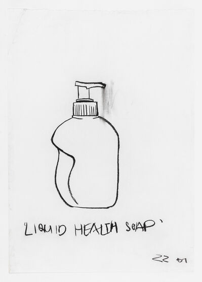 Robin Rhode, 'LIQUID HEALTH SOAP', 2001