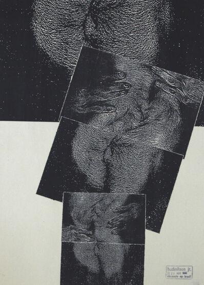 """Hudinilson Jr., '""""Narcisse"""" Exercício de Me Ver II', 1980"""