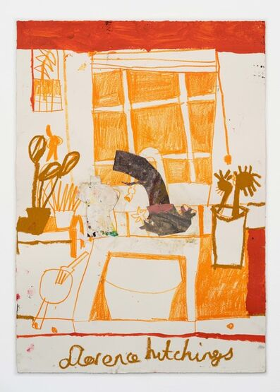 Florence Hutchings, 'The Kitchen Sink, Orange IV ', 2020