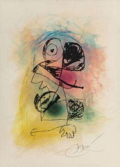Joan Miró, 'Le souriceau ', 1978