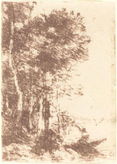 Jean-Baptiste-Camille Corot, 'Souvenir of Fampoux (Souvenir de Fampoux)', 1854