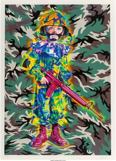 Ron English, 'Soldier', 2007
