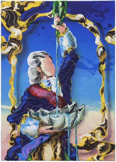 Lennart Grau, 'fountainious', 2019