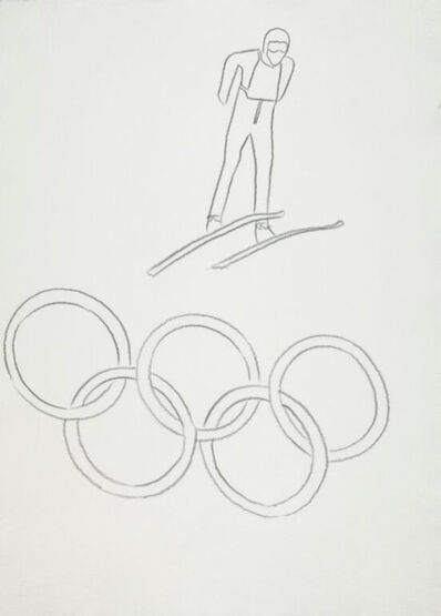 Andy Warhol, 'Winter Olympics', 1980
