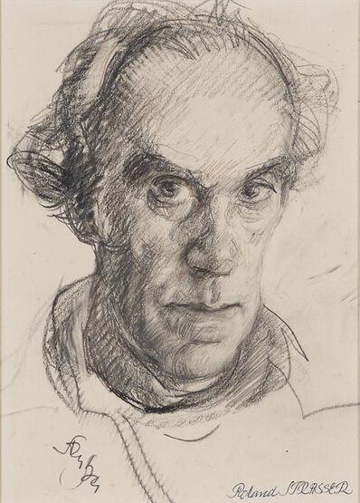 Roland Strasser, 'Portrait of Roland Strasser'