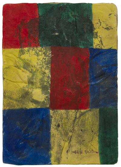 Shigeki Kitani, 'Sakuhin (Work) (T-2228)', 1966
