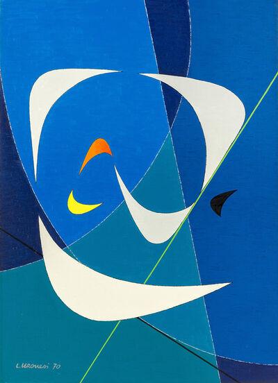 Luigi Veronesi, 'Movimento OH', 1970