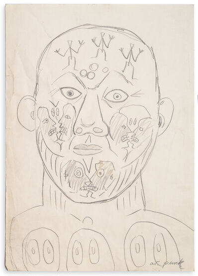 A.R. Penck, 'Untitled', ca. 1993