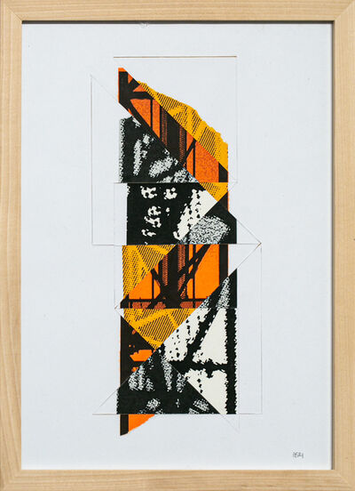 Graphic Surgery, 'Untitled Collage 4', 2014